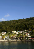France, Martinica, Bellefontaine Imagem de Stock Royalty Free