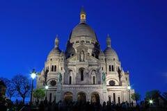 france montmartre paris Fotografering för Bildbyråer