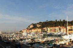 France, Nice: French Riviera stock photo