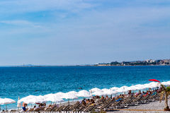 France, Nice: French Riviera Royalty Free Stock Photos