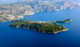 France, Nice: Saint Jean Cap Ferrat Royalty Free Stock Photos