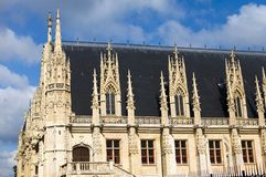 France. Normandie. Rouen Royalty Free Stock Images