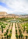 france ogrodowy Versailles Obraz Royalty Free