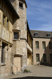 France, old and picturesque city of Beaune Royalty Free Stock Image