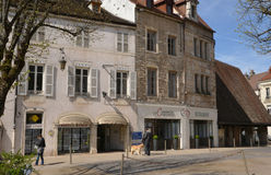 France, old and picturesque city of Beaune Stock Images