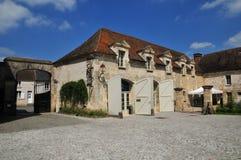 France, the old village of Themericourt Stock Photos