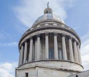 france pantheon paris Royaltyfri Fotografi