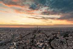 france paris Royaltyfri Foto