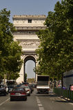 france paris Royaltyfria Bilder