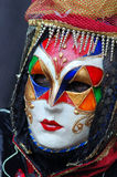 France. Paris: Celebration of the grape harvest. France Paris, celebration of the grappe harvest at montmartre. Beautiful and colorful venetian mask royalty free stock image