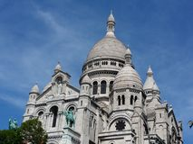 France. Paris day light Royalty Free Stock Images