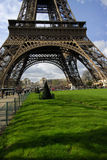 France, Paris, Eiffel Tower Stock Photos