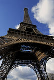 France, Paris, Eiffel Tower. Stock Images