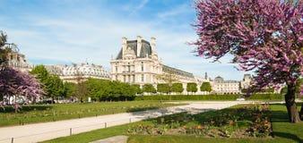 france paris fjäder royaltyfria bilder