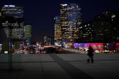 France, Paris, La Defense Stock Photography