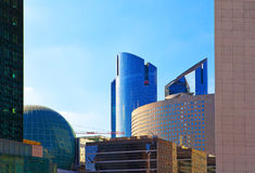 France, paris-New Paris- la defense Stock Images