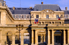 France, Paris, Palais Royal Royalty Free Stock Image