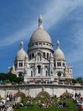 France. Paris sacrecour day time Stock Image