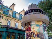 France pavilion, World Showcase, Epcot Royalty Free Stock Photography