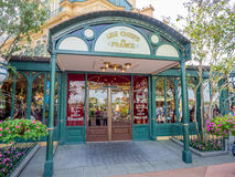 France pavilion, World Showcase, Epcot Stock Photography