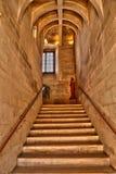 France, the picturesque castle of Le Clos de Vougeot in Bourgogn Stock Photo