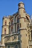 France, the picturesque castle of Saint Germain en Laye; Royalty Free Stock Photo