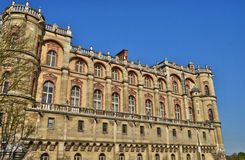 France, the picturesque castle of Saint Germain en Laye; Royalty Free Stock Photography
