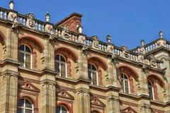 France, the picturesque castle of Saint Germain en Laye; Stock Photography