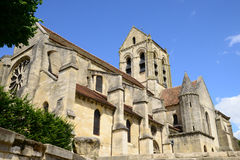 France, the picturesque city of Auvers sur Oise Stock Photo