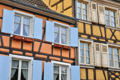 France, picturesque city of Colmar in Haut Rhin Royalty Free Stock Photography