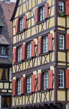 France, picturesque city of Colmar in Haut Rhin Stock Images