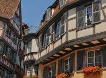 France, picturesque city of Colmar in Haut Rhin Stock Photo