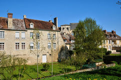 France,  picturesque city of Falaise in Normandie Royalty Free Stock Photo
