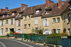 France,  picturesque city of Falaise in Normandie Royalty Free Stock Photos