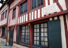 France, picturesque city of Honfleur Royalty Free Stock Photo