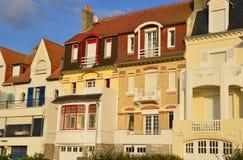 France, picturesque city of Le Touquet in Nord Pas de Calais Royalty Free Stock Photos