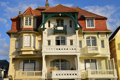 France, picturesque city of Le Touquet in Nord Pas de Calais Stock Photo
