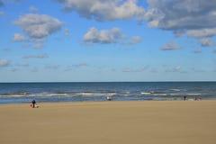 France, picturesque city of Le Touquet in Nord Pas de Calais Royalty Free Stock Images