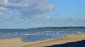 France, picturesque city of Le Touquet in Nord Pas de Calais Stock Photos