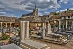 France, the picturesque city of Montfort l Amaury Royalty Free Stock Photography