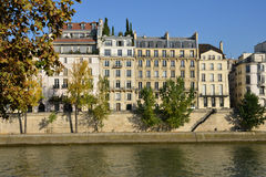 France, the picturesque city of Paris Royalty Free Stock Photography