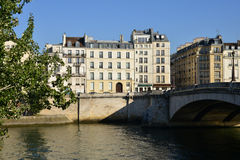 France, the picturesque city of Paris Royalty Free Stock Photo