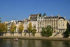 France, the picturesque city of Paris Royalty Free Stock Image