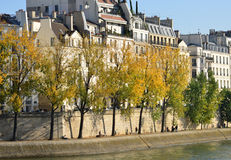 France, the picturesque city of Paris Royalty Free Stock Photos
