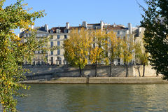 France, the picturesque city of Paris Stock Images