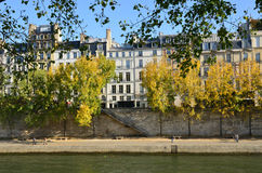 France, the picturesque city of Paris Stock Photo