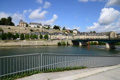 France, the picturesque city of Pontoise Royalty Free Stock Image