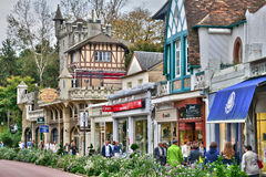 France, the picturesque city of Pontoise Royalty Free Stock Images