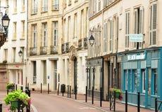 France, the picturesque city of Saint Germain en Laye Stock Photo