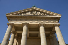 France, the picturesque city of Saint Germain en Laye Stock Photos